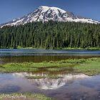 Reflection Lakes by John  Kapusta