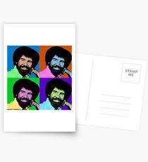 The Joy of Pop Art, 13.889in x 13.889in, 2018, by Merritt Friend Postcards