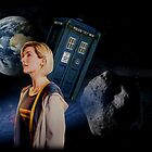 Thirteenth Doctor - Doctor Who  by TizianaDF