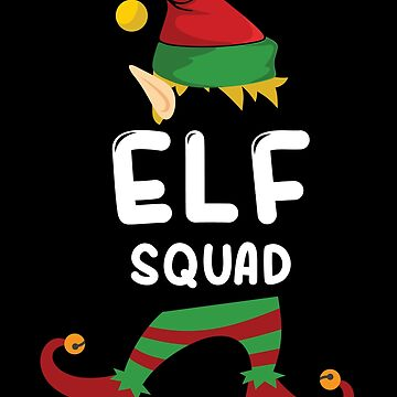 Christmas Elf Elf Santa Christmas Gift by KingCreative