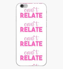 Can't Relate - Jeffree Star iPhone Case