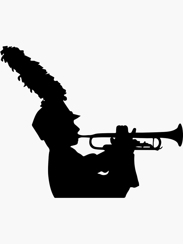 Marching Band Trumpet by Vistascribe