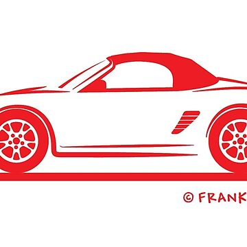987 Porsche Boxster 987 Top Up by azoid