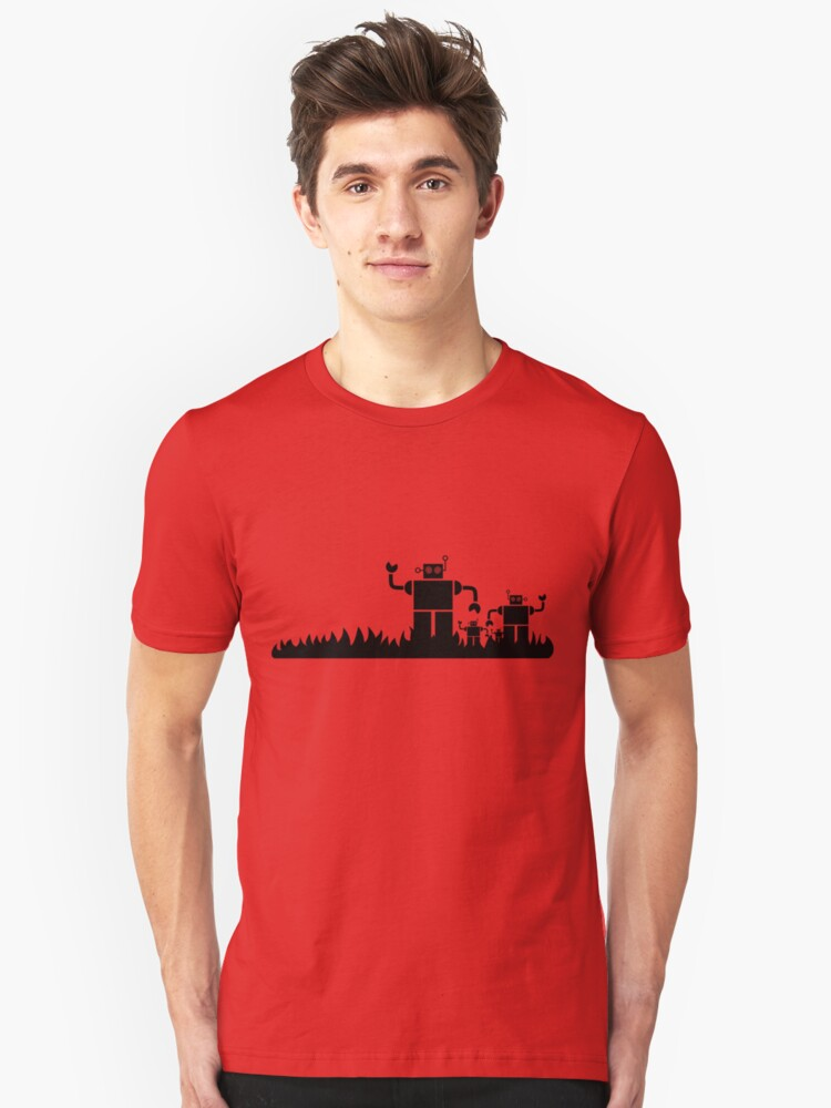 They Are Coming! Unisex T-Shirt Front