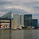 Inner Harbor/Fells Point, Baltimore, Md, July 2018 by Scott Mitchell