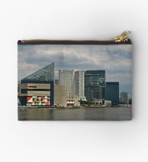Inner Harbor/Fells Point, Baltimore, Md, July 2018 Studio Pouch