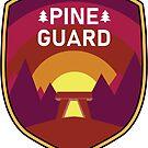 Pine Guard by Christina Cavadias