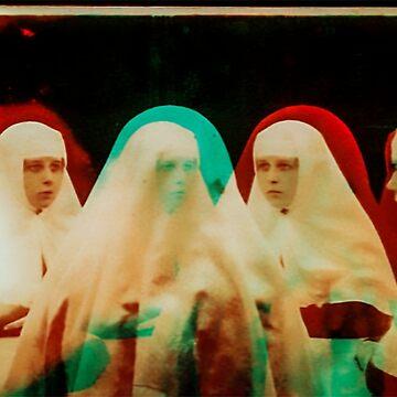 Nuns by bigworldpicture