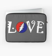 Love red white and blue Laptop Sleeve
