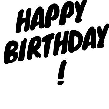 happy Birthday  by ubnt