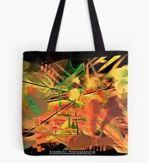 'The Power Of Health' Tote Bag
