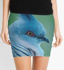 Crested Pigeon Mini Skirt