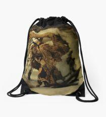 Uprooted #02 Drawstring Bag