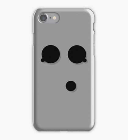 SASSY CYBERMEN iPhone Case/Skin