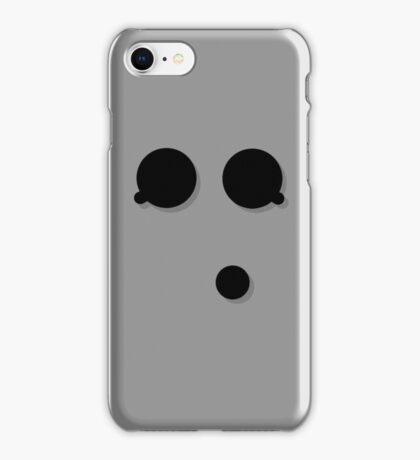 SASSY CYBERMEN iPhone Case/Skin