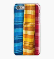 Pashminas or  Scarves - Camden Markets - London iPhone Case/Skin