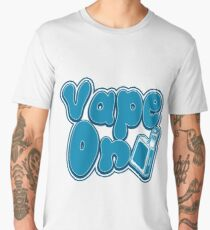 Vape On - Vape Vaping Gift Shirt Tee Men's Premium T-Shirt