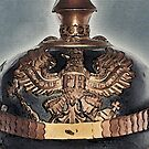 Pickelhaube of the Prussian Kingdom by edsimoneit