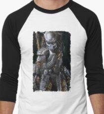 Predator. Men's Baseball ¾ T-Shirt