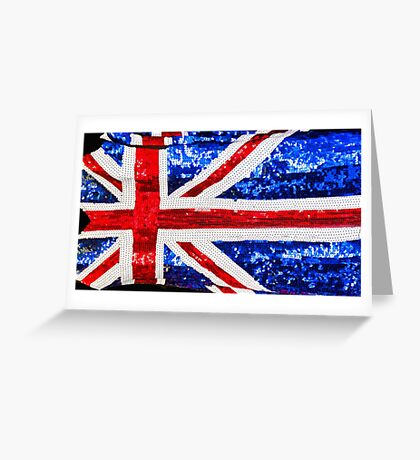 Jack Glitters - Camden Markets - London Greeting Card