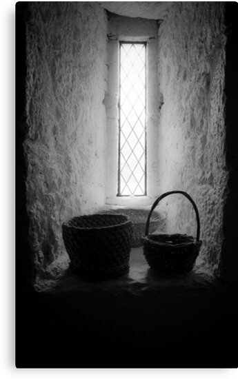 Basket Light by Peter  Daly