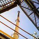 Smelter Chimney by V1mage