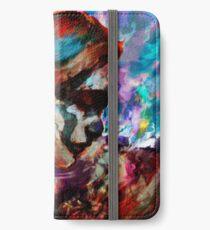 lady death iPhone Wallet/Case/Skin