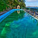 MacCallum Pool - Cremorne Point - Sydney - Australia by Bryan Freeman