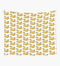 Beach Fun. Summer in the Sun Wall Tapestry