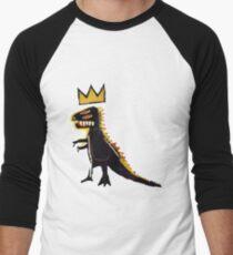 basquiat Men's Baseball ¾ T-Shirt
