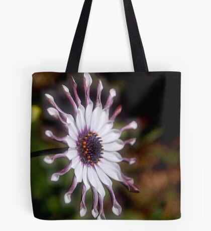 OSTEOSPERMUM – Purple African Daisy Tote Bag