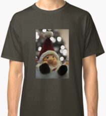 When Santa got stuck up the chimney Classic T-Shirt