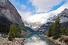 Lake Louise, Rocky Mts, Canada by Raoul Madden
