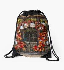 Window Drawstring Bag