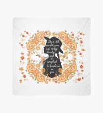 Anne Quote Scarf