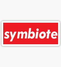 Symbiote Symbiotic Symbiosis Sticker