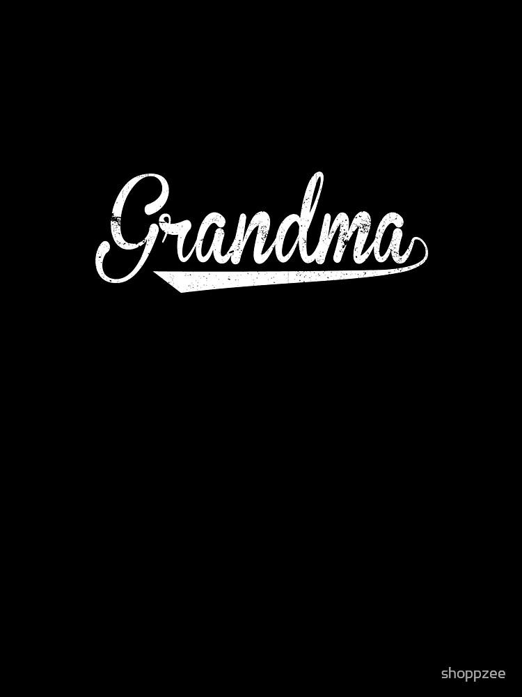 Grandama Birthday Gifts Grandma Happy Shirt By Shoppzee