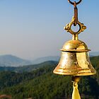 Monastery Bell by indiafrank