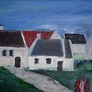 Irish Scene III by Joni Philbin