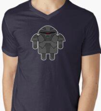 DroidArmy: Cylon Men's V-Neck T-Shirt