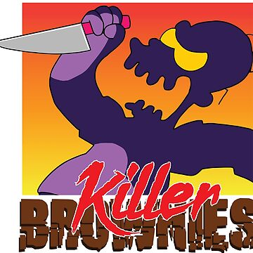 killer brownies  by rafzombie