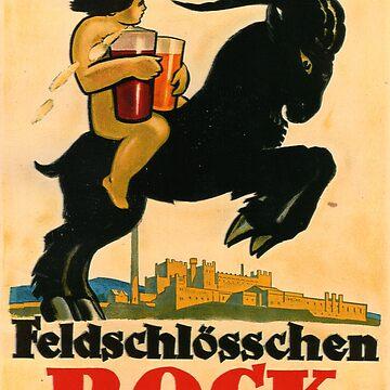 Feldschlösschen Bock Brewery - Excellent  by ExpressingSelf