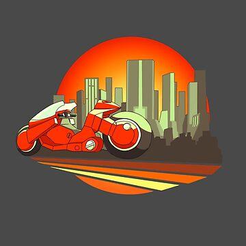 future bike  by BGWdesigns