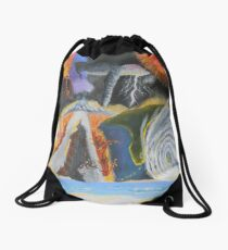 earth Wind and FIRE Drawstring Bag