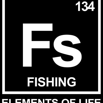 Elements of life: 134 fishing by PhrasesTheThird