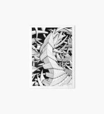 272 - SURGE - DAVE EDWARDS - INK - 2018 Art Board