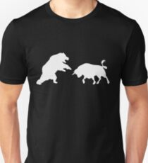 bear and bullish Tee shirt , Forex hoodie Unisex T-Shirt