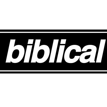 Liam Gallagher Biblical by NORTHERNDAYS