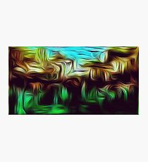 Abstractart Photographic Print
