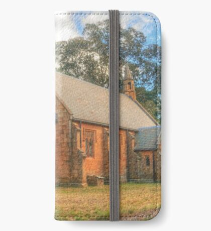 Berrima Holy Trinity Anglican Church iPhone Wallet